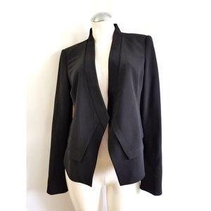 White House Black Market Size 10 Black Blazer